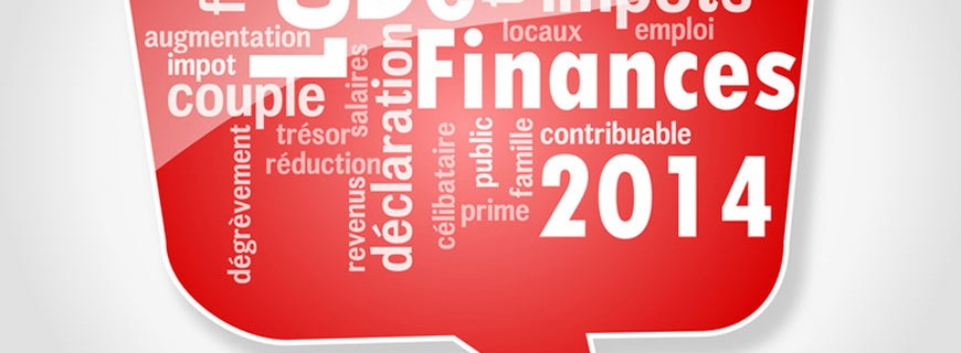 Loi de finances 2014 – Loi de finances rectificative 2013