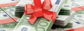 Les dons ISF ont atteint 273millions d'euros l'année dernière