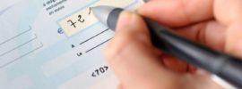 Chèque sans provision: la banque doit vous informer avant de refuser de payer